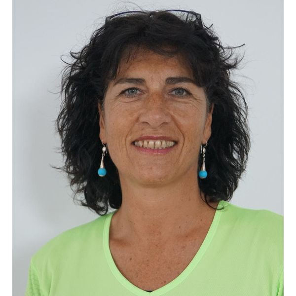 Géraldine Besson - Trésorière